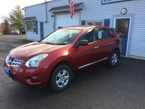 2011 Nissan Rogue for sale at CLARKS AUTO SALES INC in Houlton ME