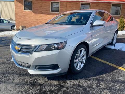 2020 Chevrolet Impala for sale at Rusak Motors LTD. in Cleveland OH
