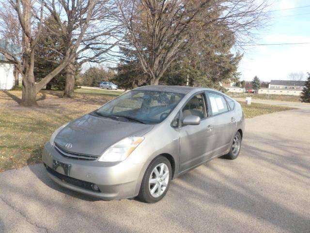 2007 Toyota Prius for sale at HUDSON AUTO MART LLC in Hudson WI