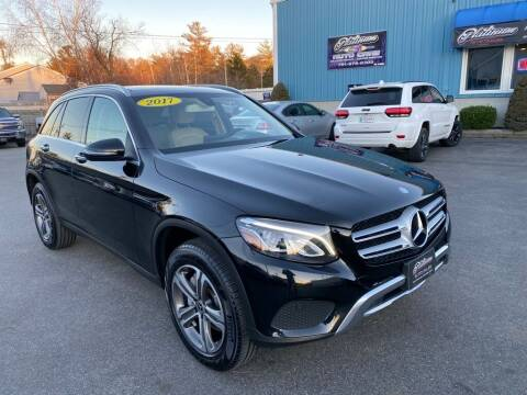 2017 Mercedes-Benz GLC for sale at Platinum Auto in Abington MA