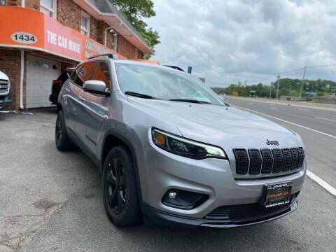 2019 Jeep Cherokee for sale at Bloomingdale Auto Group in Bloomingdale NJ