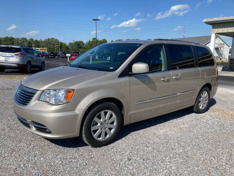 2015 Chrysler Town and Country for sale at McCully's Automotive - Trucks & SUV's in Benton KY