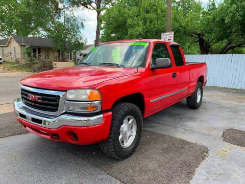 2006 GMC Sierra 1500 for sale at D. C.  Autos in Huntsville AL