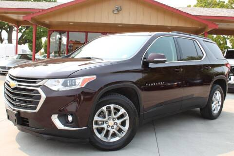 2019 Chevrolet Traverse for sale at ALIC MOTORS in Boise ID