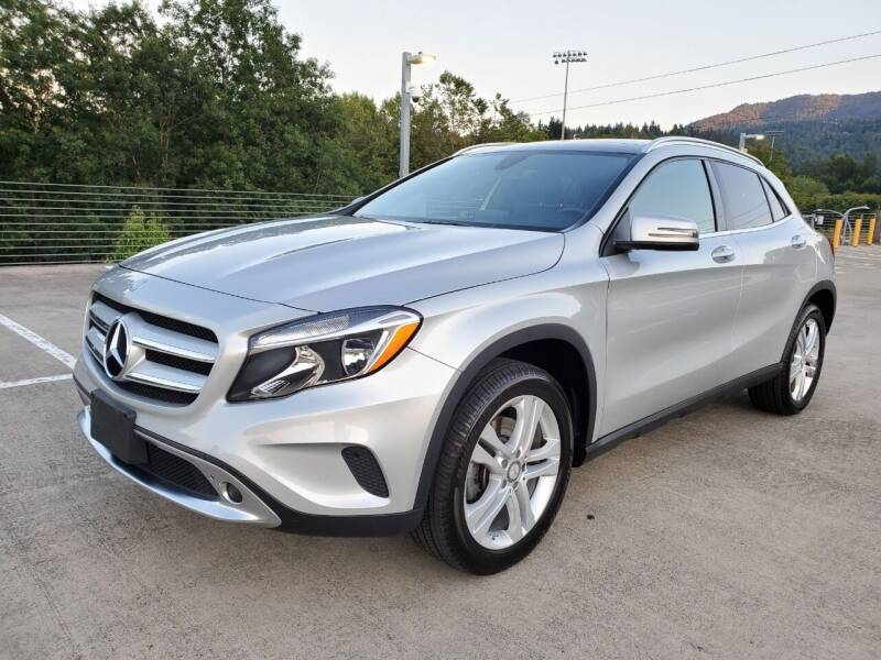 2017 Mercedes-Benz GLA for sale at Painlessautos.com in Bellevue WA