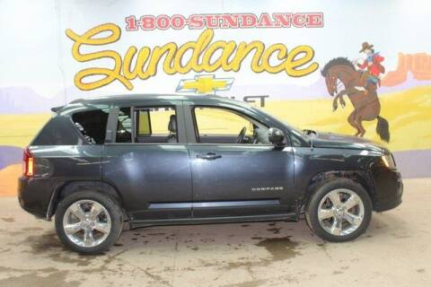 2014 Jeep Compass for sale at Sundance Chevrolet in Grand Ledge MI
