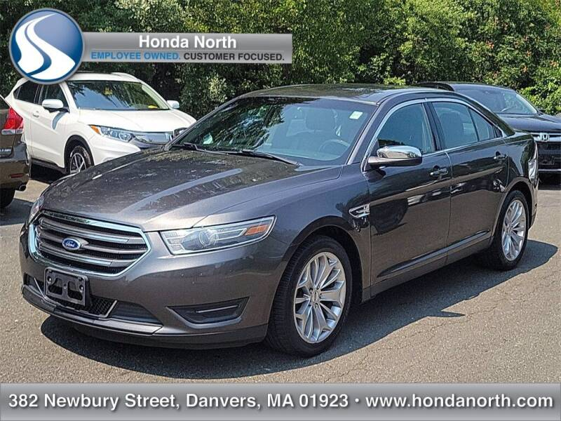 2015 Ford Taurus for sale at 1 North Preowned in Danvers MA