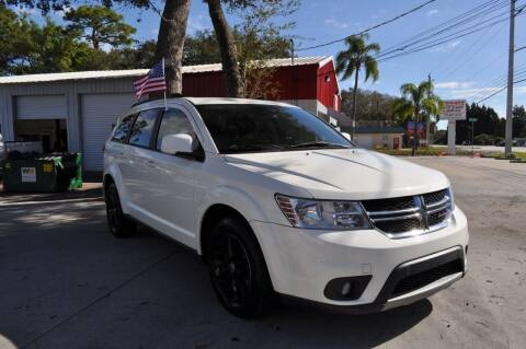 2013 Dodge Journey for sale at STEPANEK'S AUTO SALES & SERVICE INC. in Vero Beach FL