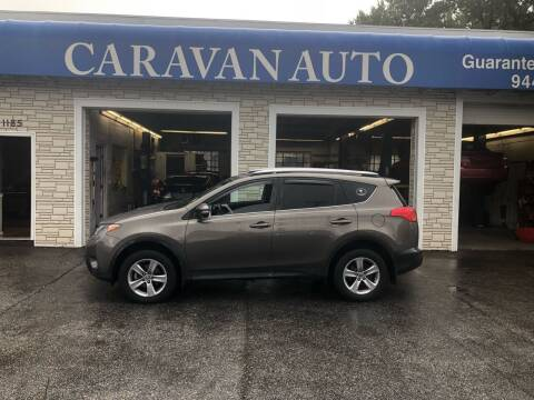 2015 Toyota RAV4 for sale at Caravan Auto in Cranston RI