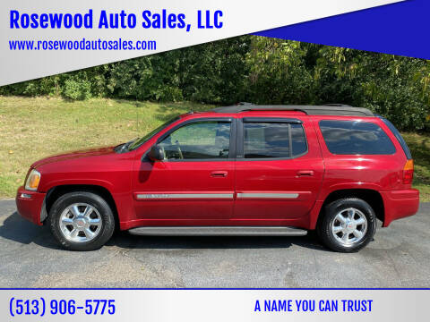 2004 GMC Envoy XL for sale at Rosewood Auto Sales, LLC in Hamilton OH