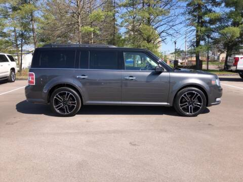 2015 Ford Flex for sale at St. Louis Used Cars in Ellisville MO