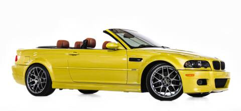 2005 BMW M3 for sale at TX Auto Group in Houston TX