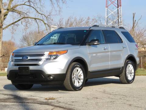 2013 Ford Explorer for sale at Tonys Pre Owned Auto Sales in Kokomo IN