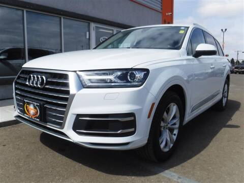2017 Audi Q7 for sale at Torgerson Auto Center in Bismarck ND