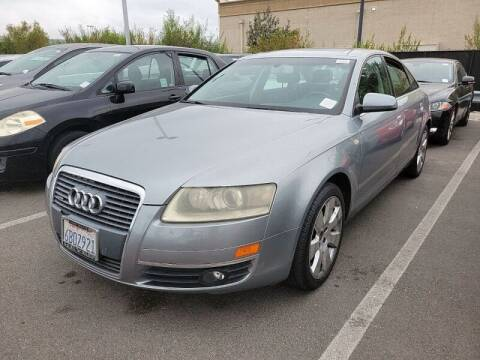 2007 Audi A6 for sale at SoCal Auto Auction in Ontario CA