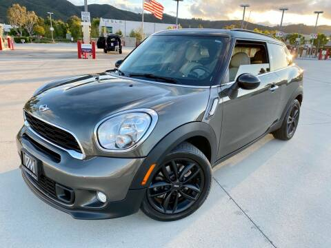 2013 MINI Paceman for sale at Destination Motors in Temecula CA