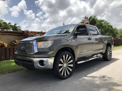 2011 Toyota Tundra for sale at Auto Direct of South Broward in Miramar FL