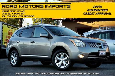 2008 Nissan Rogue for sale at Road Motors Imports in El Cajon CA