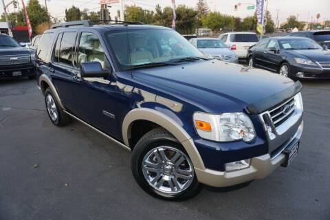 2008 Ford Explorer for sale at Industry Motors in Sacramento CA