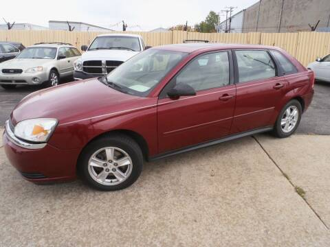 2004 Chevrolet Malibu Maxx for sale at A-Auto Luxury Motorsports in Milwaukee WI