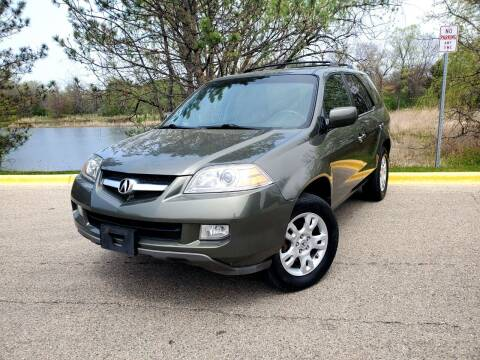 2006 Acura MDX for sale at Excalibur Auto Sales in Palatine IL