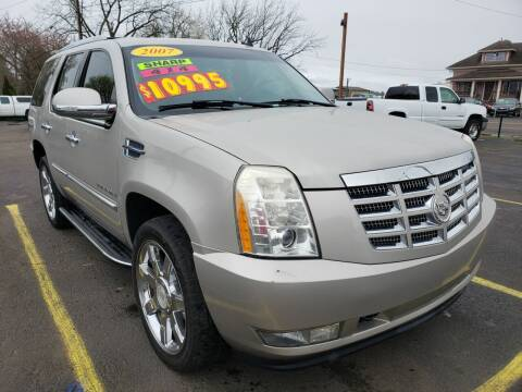 2007 Cadillac Escalade for sale at Low Price Auto and Truck Sales, LLC in Brooks OR