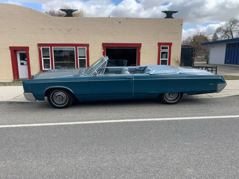 1967 Chrysler 300 for sale at Retro Classic Auto Sales in Fairfield WA