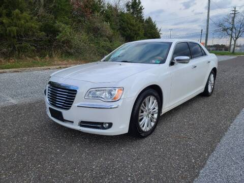 2012 Chrysler 300 for sale at Premium Auto Outlet Inc in Sewell NJ