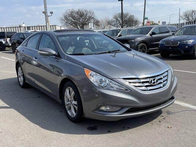 2013 Hyundai Sonata for sale at SOUTHFIELD QUALITY CARS in Detroit MI
