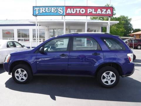 2006 Chevrolet Equinox for sale at True's Auto Plaza in Union Gap WA