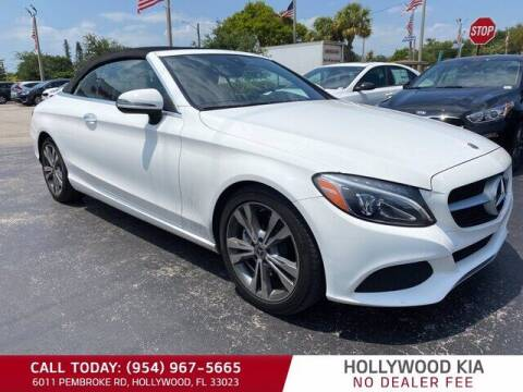 2018 Mercedes-Benz C-Class for sale at JumboAutoGroup.com in Hollywood FL