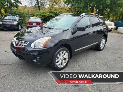 2013 Nissan Rogue for sale at Cars 4 U in Haverhill MA