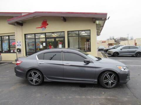 2017 Honda Accord for sale at Cardinal Motors in Fairfield OH