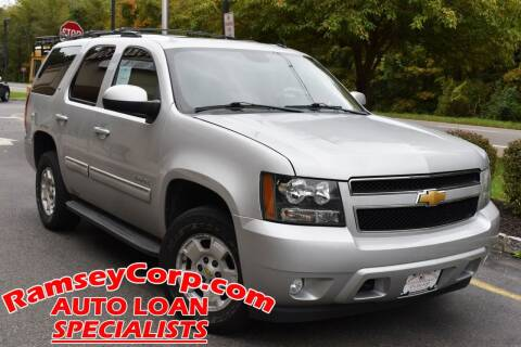 2010 Chevrolet Tahoe for sale at Ramsey Corp. in West Milford NJ