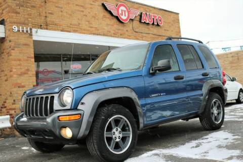2003 Jeep Liberty for sale at JT AUTO in Parma OH