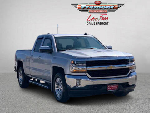 2019 Chevrolet Silverado 1500 LD for sale at Rocky Mountain Commercial Trucks in Casper WY