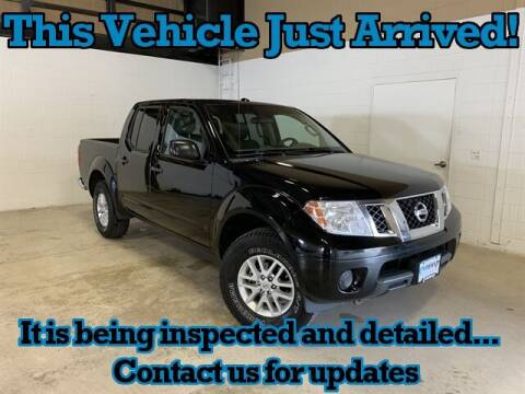 2014 Nissan Frontier for sale at CarSwap in Sioux Falls SD
