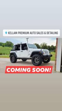 2013 Jeep Wrangler Unlimited for sale at Kellam Premium Auto Sales & Detailing LLC in Loudon TN