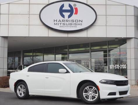 2019 Dodge Charger for sale at Harrison Imports in Sandy UT