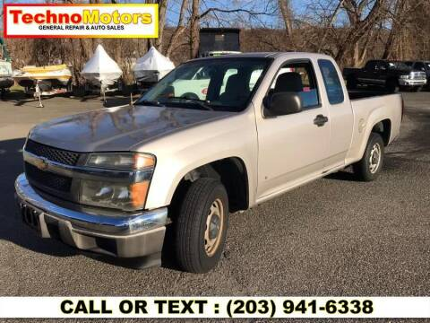 2006 Chevrolet Colorado for sale at Techno Motors in Danbury CT