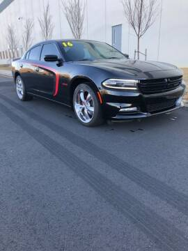 2016 Dodge Charger for sale at Postorino Auto Sales in Dayton NJ