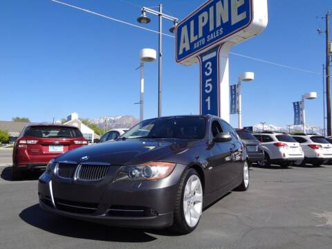 2008 BMW 3 Series for sale at Alpine Auto Sales in Salt Lake City UT