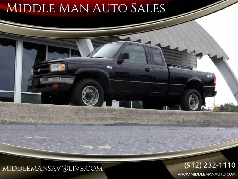 1994 Mazda B-Series Pickup for sale at Middle Man Auto Sales in Savannah GA