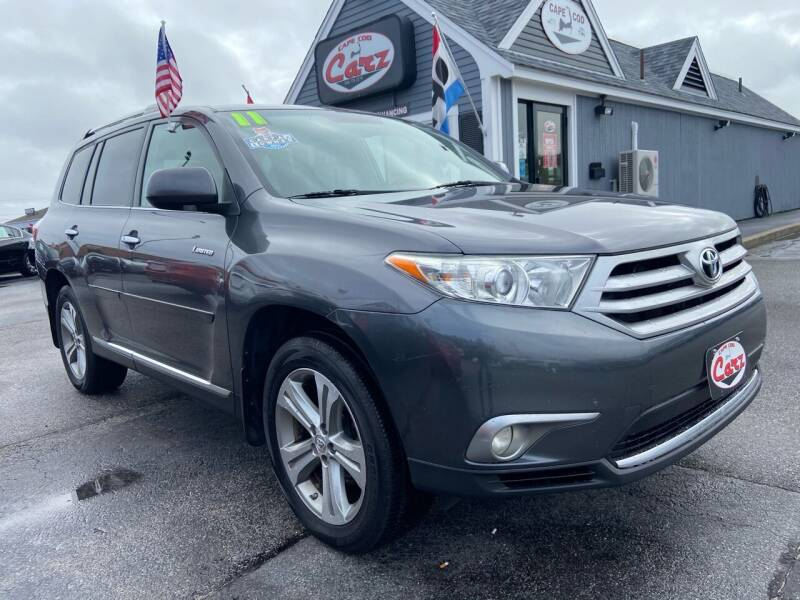 2011 Toyota Highlander for sale at Cape Cod Carz in Hyannis MA