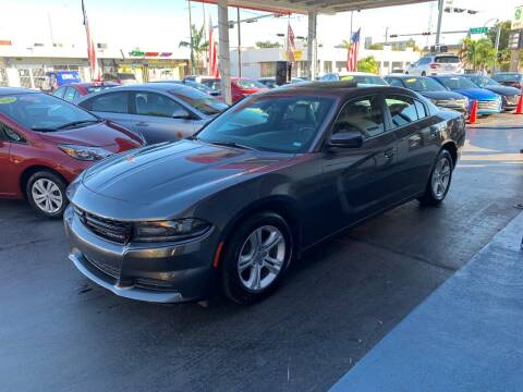 2019 Dodge Charger for sale at American Auto Sales in Hialeah FL