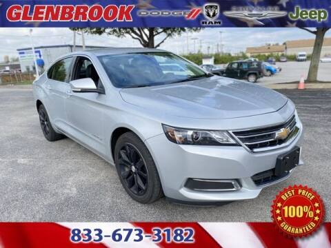 2017 Chevrolet Impala for sale at Glenbrook Dodge Chrysler Jeep Ram and Fiat in Fort Wayne IN
