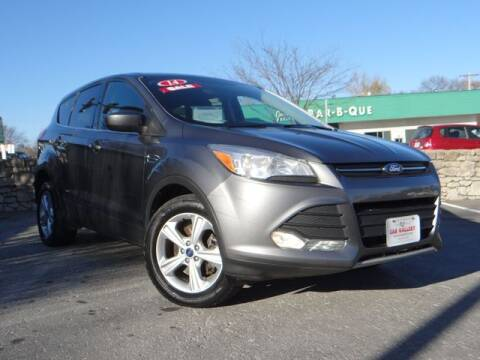 2014 Ford Escape for sale at KC Car Gallery in Kansas City KS