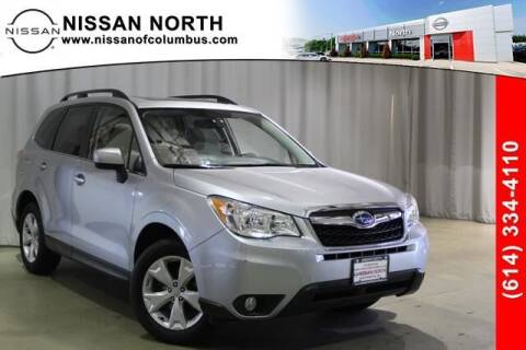 2016 Subaru Forester for sale at Auto Center of Columbus in Columbus OH