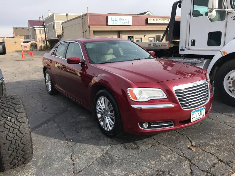 2014 Chrysler 300 for sale at Carney Auto Sales in Austin MN