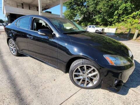 2013 Lexus IS 250 for sale at McAdenville Motors in Gastonia NC